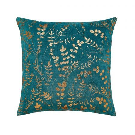 Salvia Cushion Teal