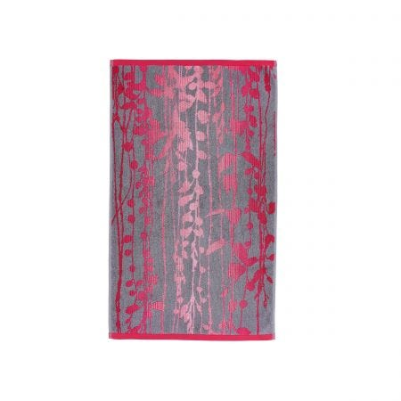 St Lucia Hot Pink Towels