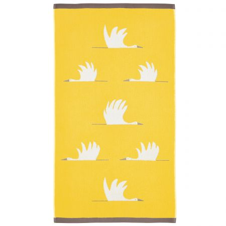 Colin Crane Guest Towel, Chalky Brights