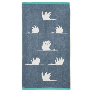 Colin Crane Bath Towel, Cool Lagoon