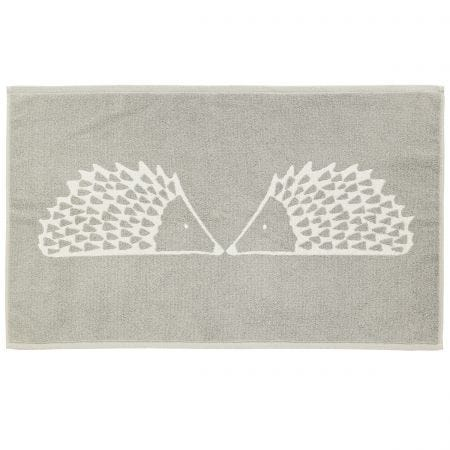 Grey Bath Mat by Scion
