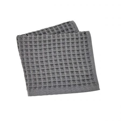 Waffle Towel Charcoal
