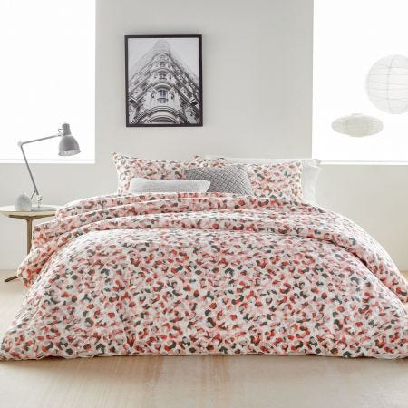 DKNY Wild Geo Blush Bedding