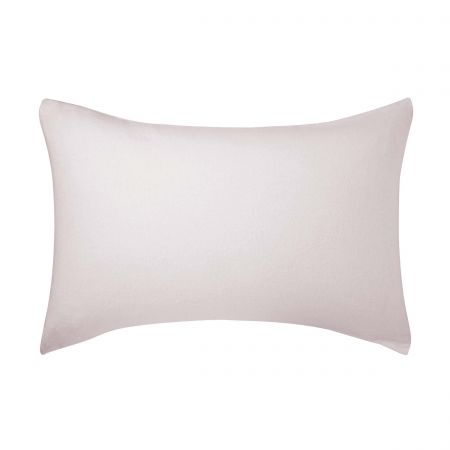 Fable Brushed Cotton Pair of Housewife Pillowcases Amethyst