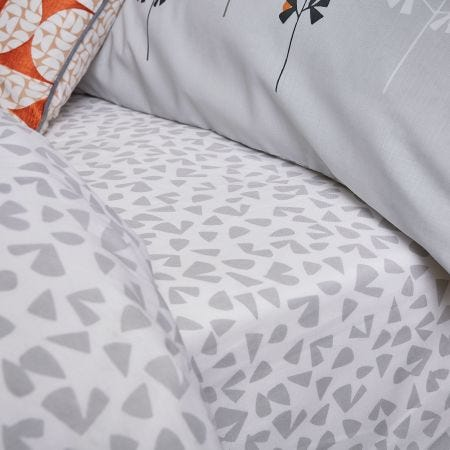 Dahl/Tolka Fitted Sheets Mono