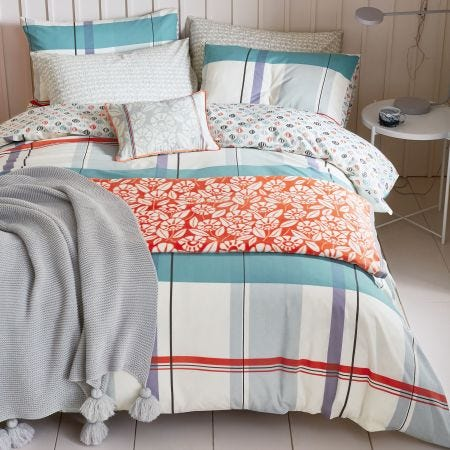 Klint Coral Head of Bed.