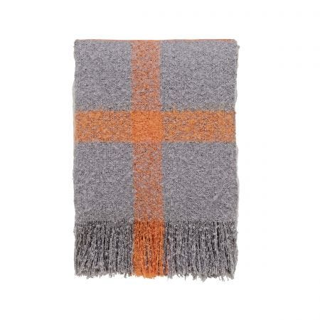 Dahl/Tolka Woven Throw, Mono
