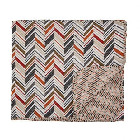 Abu Sahara Quilted Throw