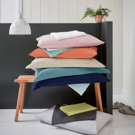 Luxury 50/50 Poly-cotton Pillowcases