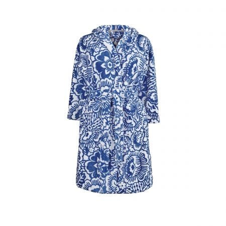 Tilde Blue Dressing Gown.