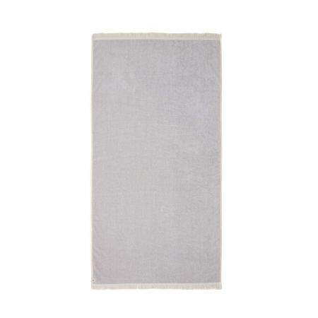 Melange Towels, Mineral Grey