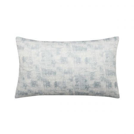 Sewn Square Pair of Housewife Pillowcases Fogstone Green