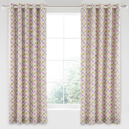 Dot Curtains