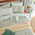 Dottie Vintage Floral Bedding