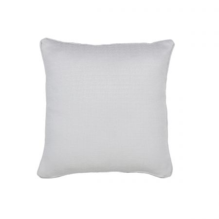 Eden Silver Cushion