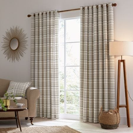 Harriet Curtains Taupe