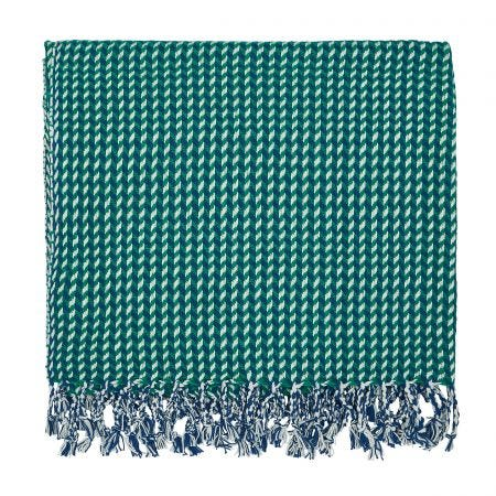 Paloma/Menton Nautical Woven Throw