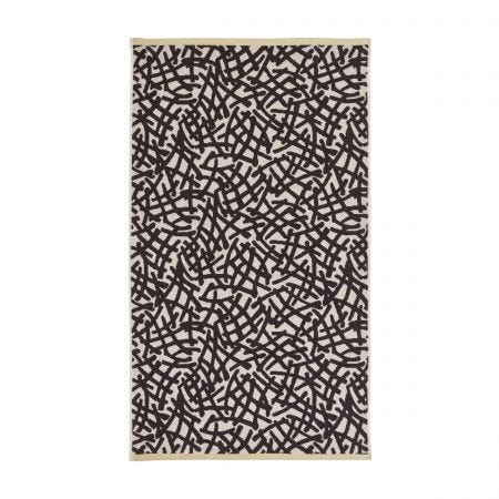 Anise Towels, Charcoal