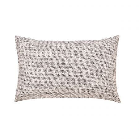 Anise/Peregrine Pair of Housewife Pillowcases Charcoal Front