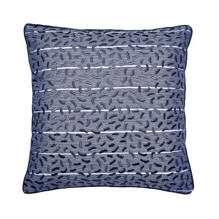 Cosmos Cushion Front Navy