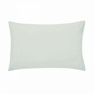 50/50 Plain Dye Percale Housewife Pillowcase Soft Green