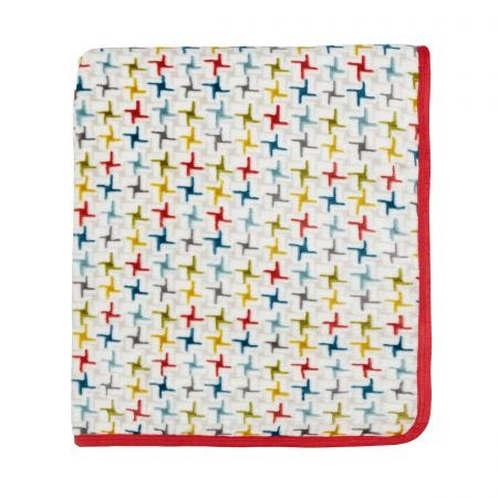 Macaw/Kipling Explorer Fleece Throw