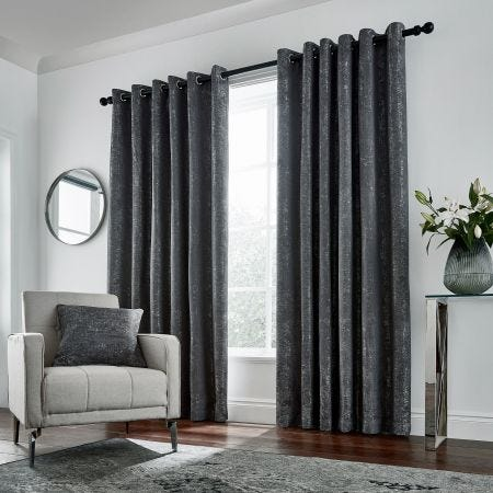 Roma Curtains, Gun Metal