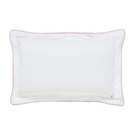 Brightside Stripe Oxford Pillowcase Chalk