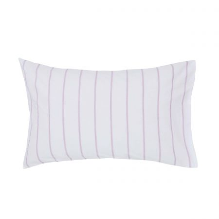 Cambridge Floral Pair of Housewife Pillowcases Creme