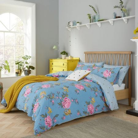 Chinoise Floral Bedding