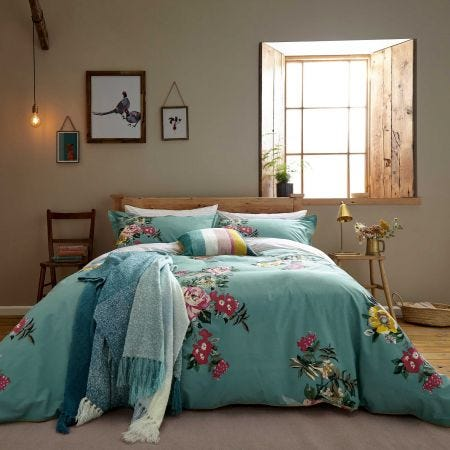 Joules Cotswold Floral Bedding