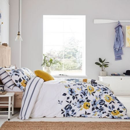 Joules Galley Grade Floral Bedding