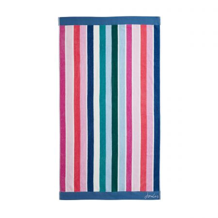 Lost Garden Stripe Multi Towels