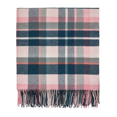 Traditional Heritage Woven Throw Multi