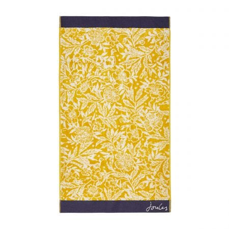 Twilight Ditsy Towels Gold