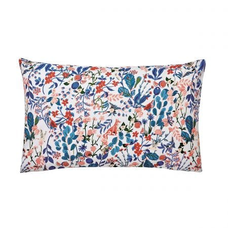 Woodland Ditsy Pair of Housewife Pillowcases Multi