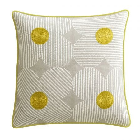 Lula Cushion, Primrose