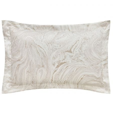 Makrana Oxford Pillowcase, Moonstone