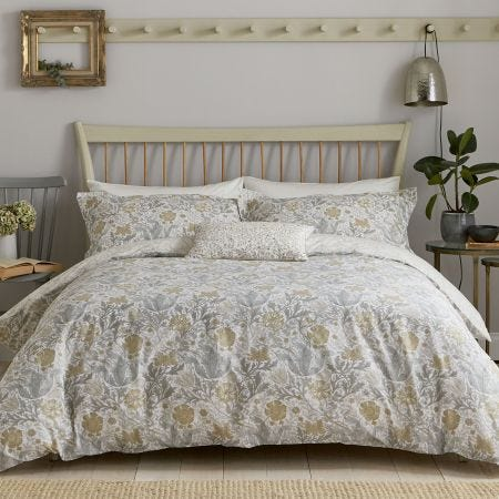 Compton Grey Bedding