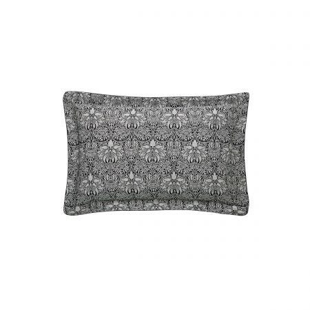Crown Imperial Oxford Pillowcase Charcoal