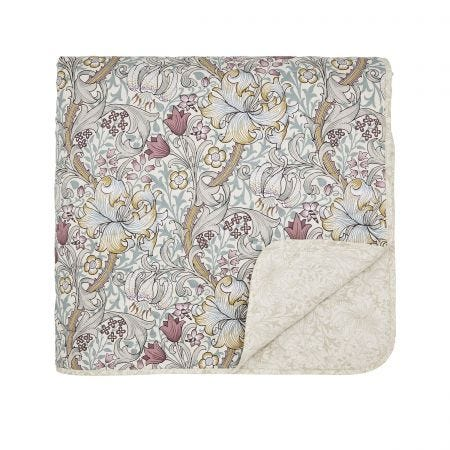 Golden Lily Throw Fig