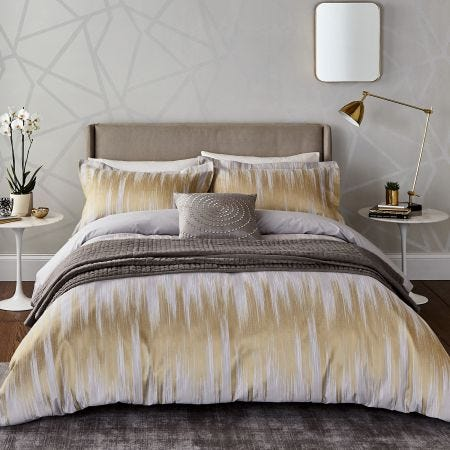 Motion Ochre Bedding