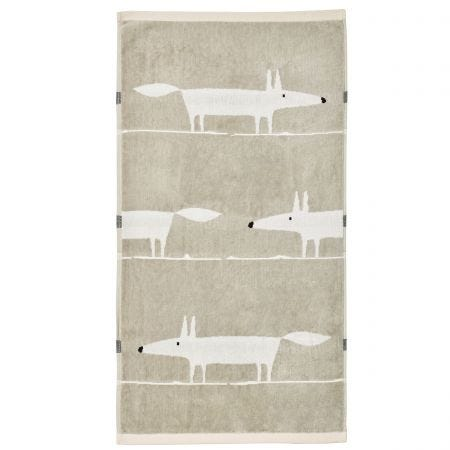 Mr Fox Towels - Blush