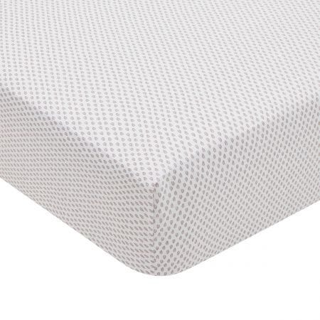 Rae Fitted Sheet Heather