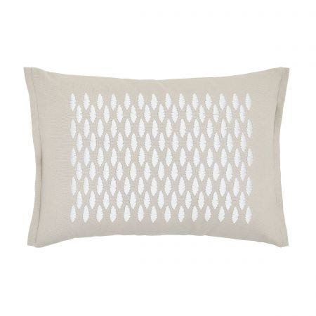 Seed Linen Cushion Front
