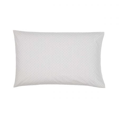 Silva Pair of Housewife Pillowcases Cloud Grey
