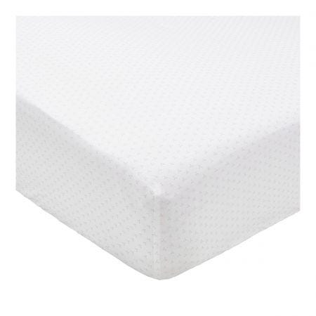 Tua Blush Fitted Sheet