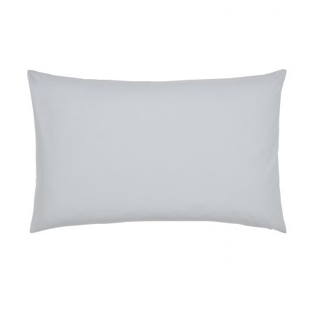 300 Thread Count Housewife Pillowcase Blue Mist