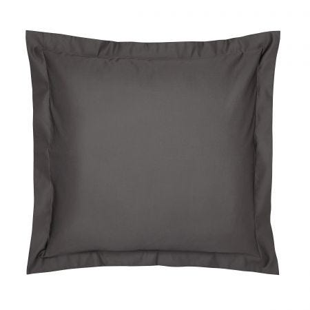 Paramount Graphite Square Oxford Pillowcase
