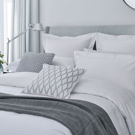 Regina White Bedding
